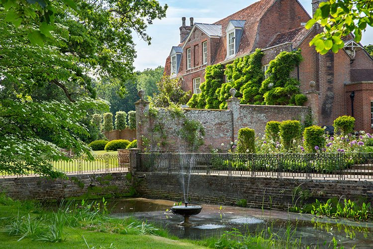 Marian Boswall Landscape Architects The List House Garden