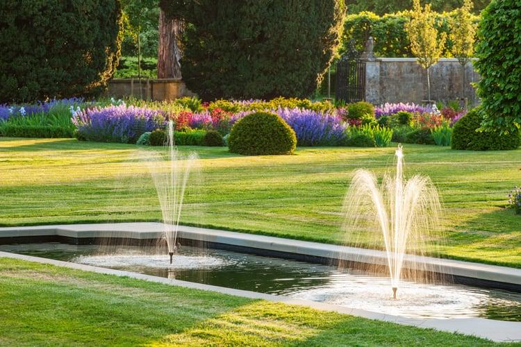 Angela Collins Garden Design The List House Garden