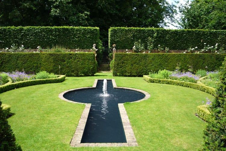 Richard Miers Garden Design The List House Garden