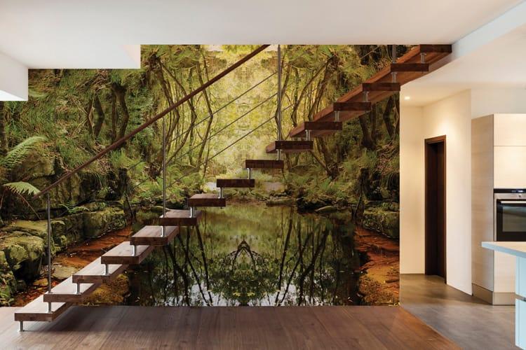 Robin Sprong Wallpaper The List House Garden