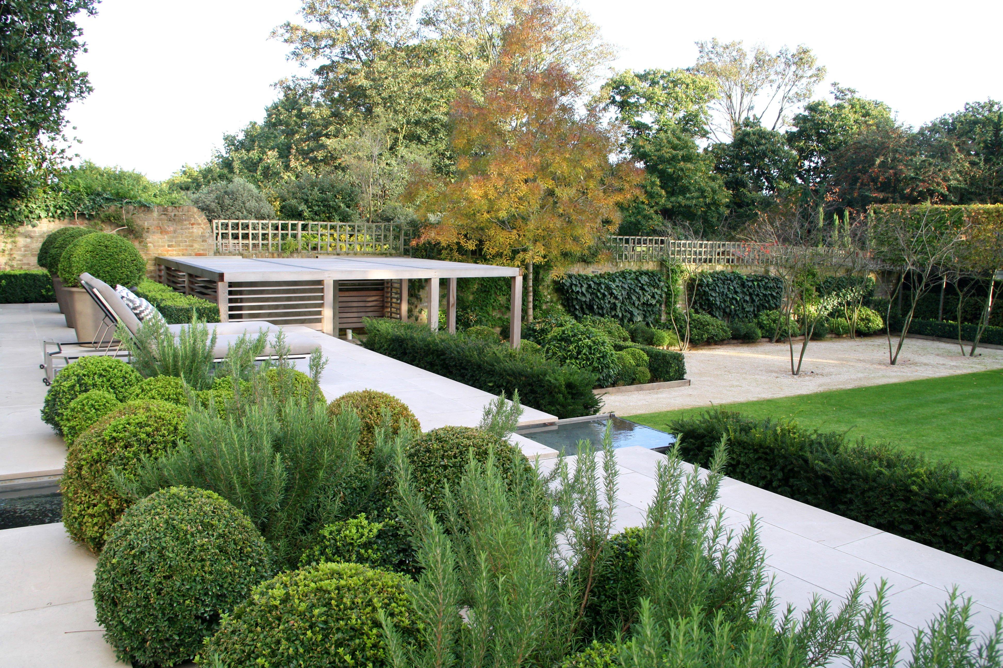 Charlotte Rowe Garden Design   The List - House & Garden